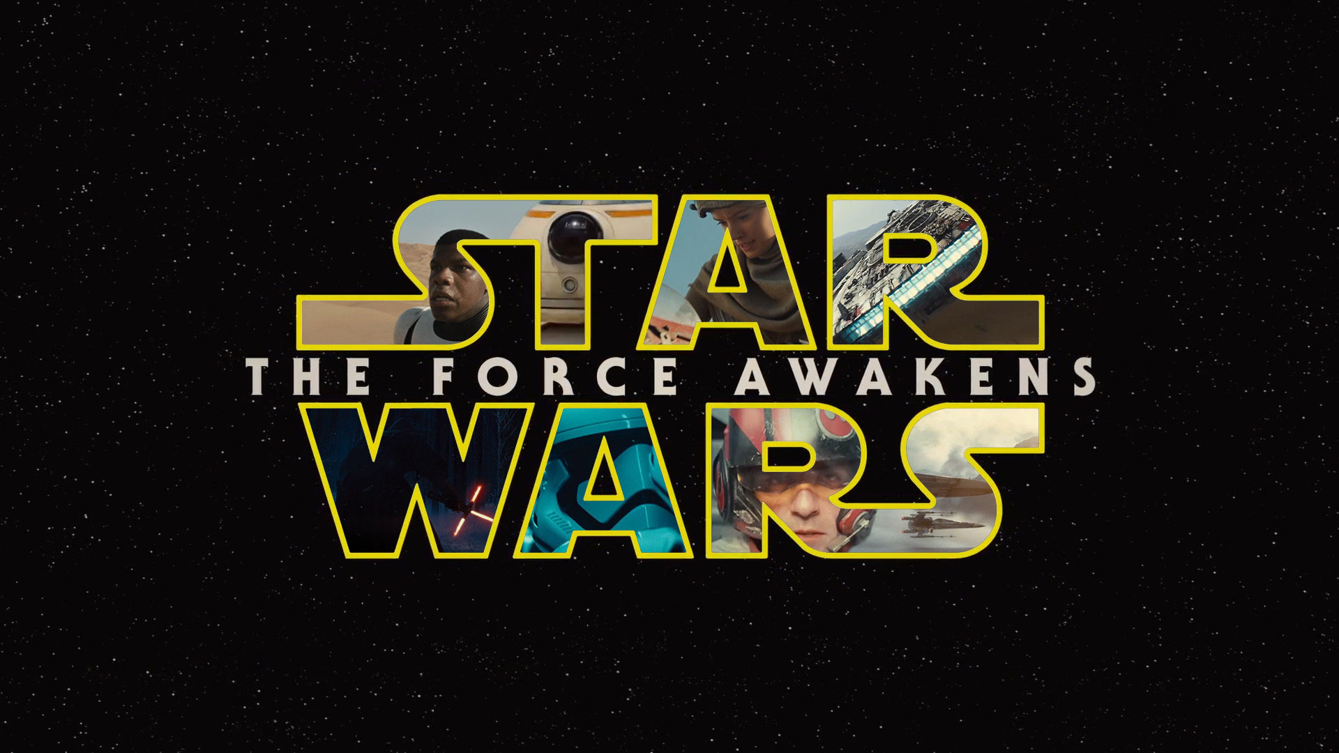 Nuevo trailer: Star Wars The Force Awakens