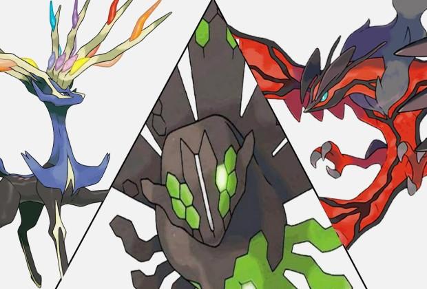The gallery for --> Pokemon Zygarde Shiny Xerneas Yveltal Zygarde Wallpaper