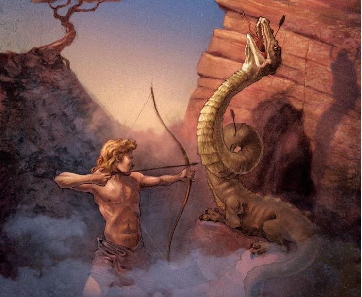 "[ACTUALIZADO] Rick Riordan anuncia ""secuela"" de Percy Jackson: The Trials of Apollo"