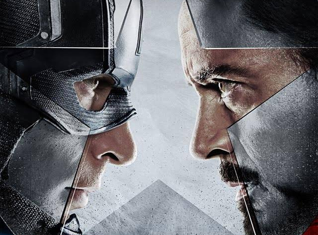 Héroe contra héroe en Captain America: Civil War