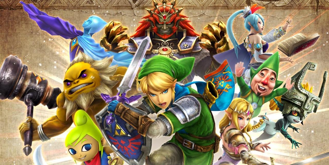 Tetra, Ganon, Skull Kid y el Rey hacen su entrada a Hyrule Warriors Legends