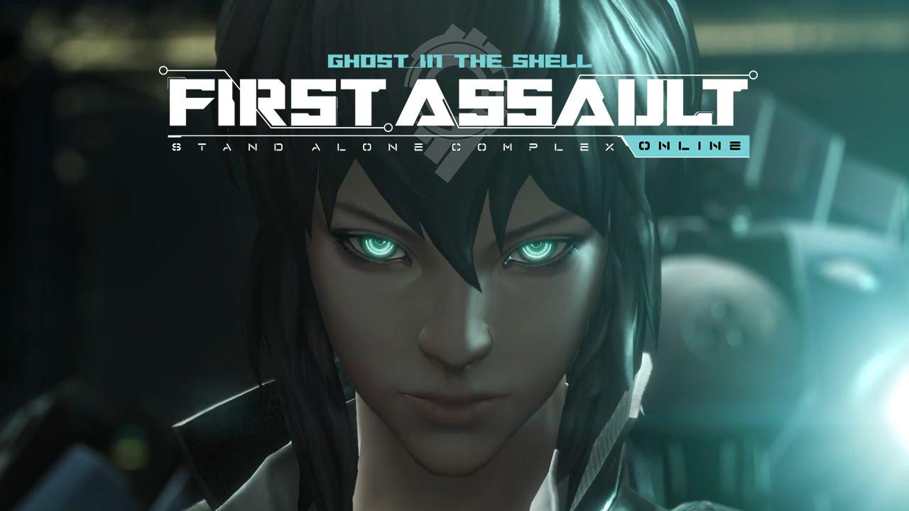 Ghost in the Shell: First Assault estará disponible pronto en Steam
