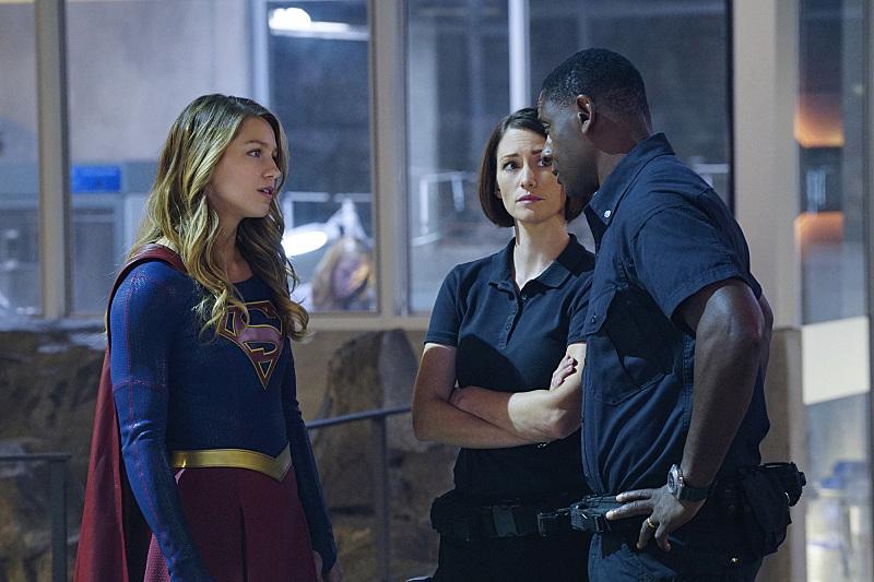 Promo y sinopsis del midseason break de Supergirl