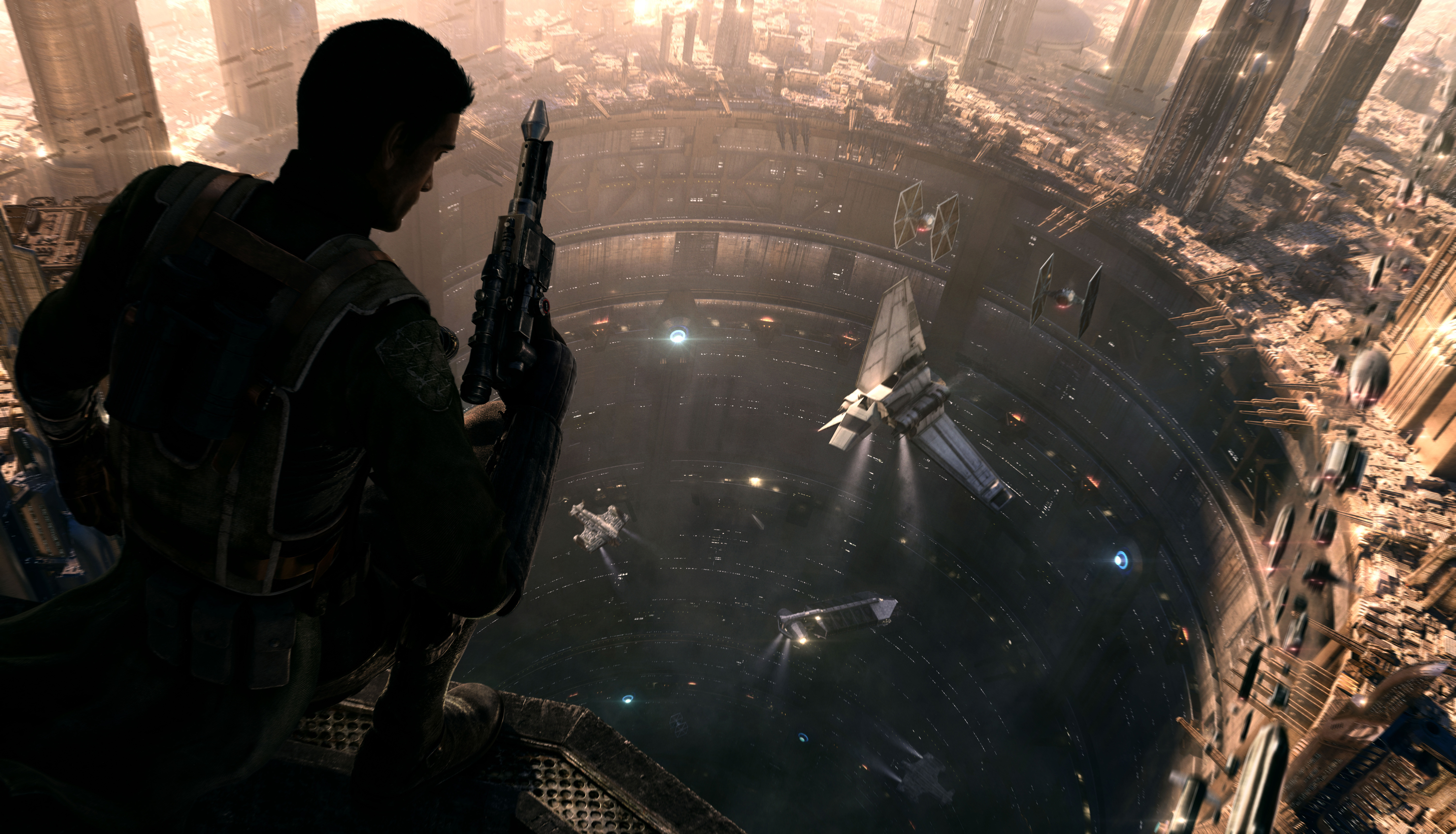 ¿Posible serie de TV de Star Wars y regreso de Star Wars 1313?
