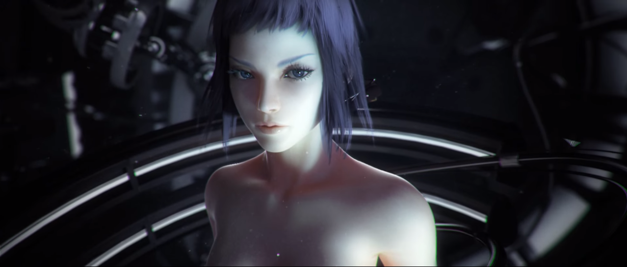 Nuevo trailer de Ghost in the Shell: The New Movie Virtual Reality Diver