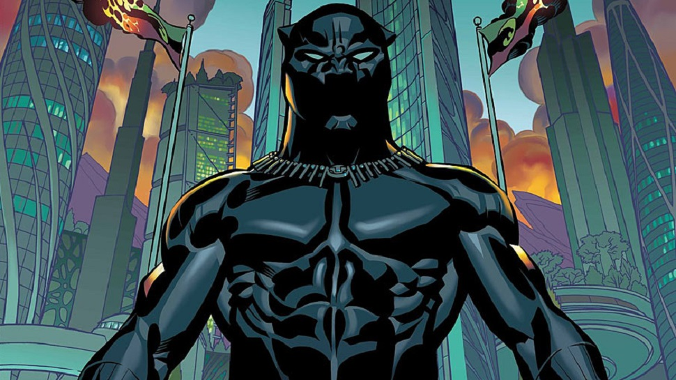 Nuevos cómics de Black Panther para primavera de 2016