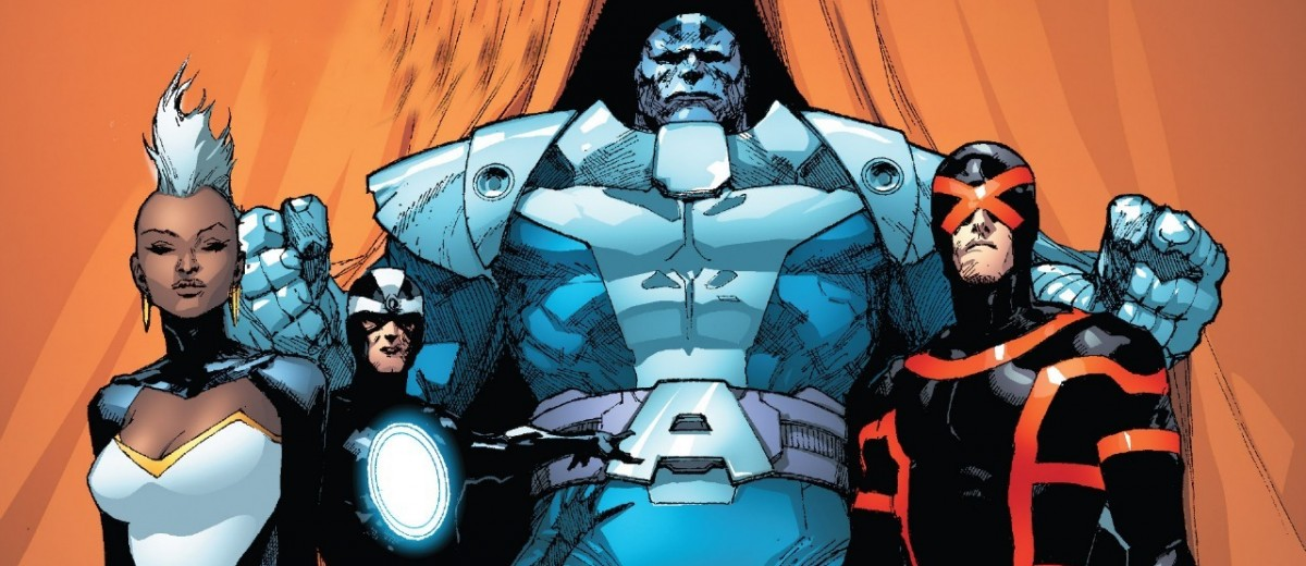 """""""Apocalypse Wars"""", nuevo evento de X-Men para el 2016"""
