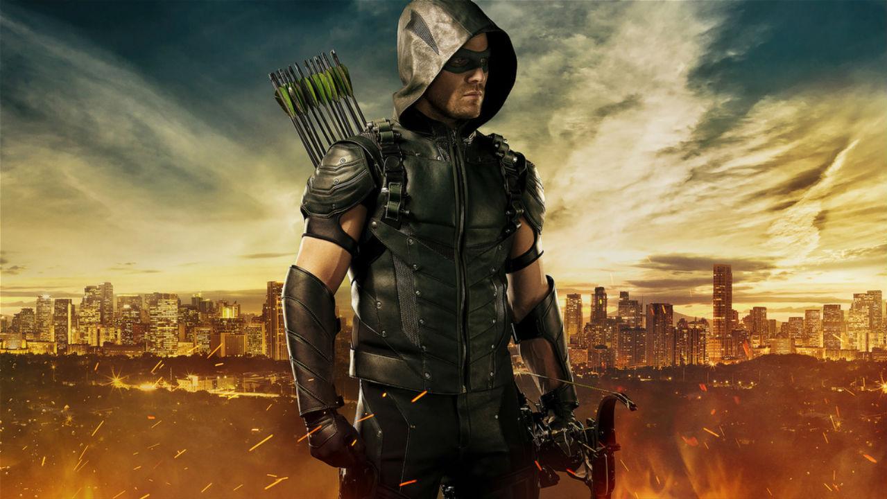 """Promo del episodio 10 de Arrow """"Blood Debts"""""""