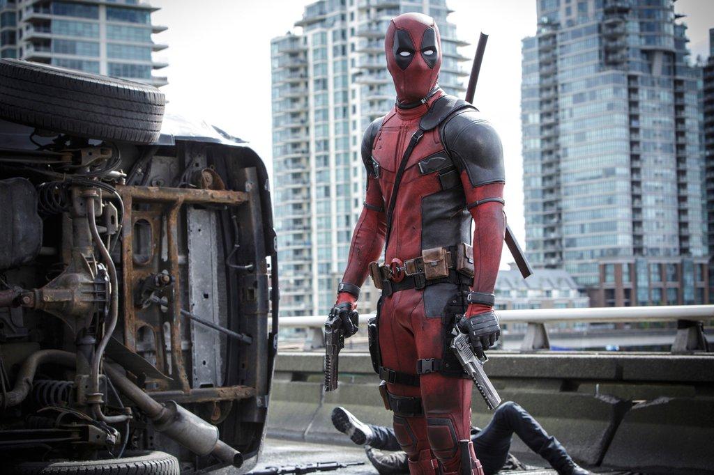 ¡Nuevas imágenes exclusivas de Deadpool!