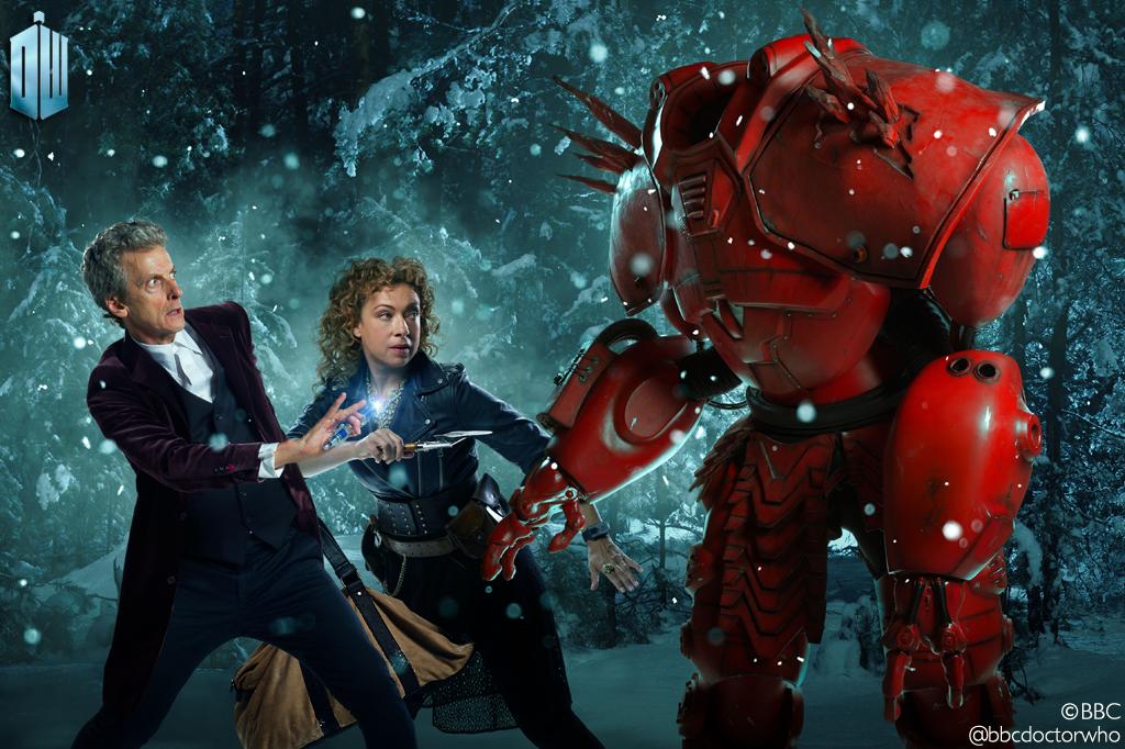 Nueva información del Especial de Navidad de Doctor Who