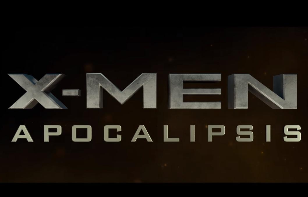 ¡Ya está aquí el primer trailer de X-Men: Apocalypse!