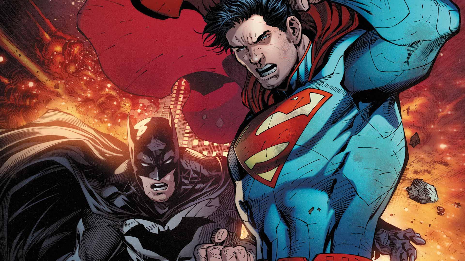DC Comics presenta portadas variantes inspiradas en Batman v Superman