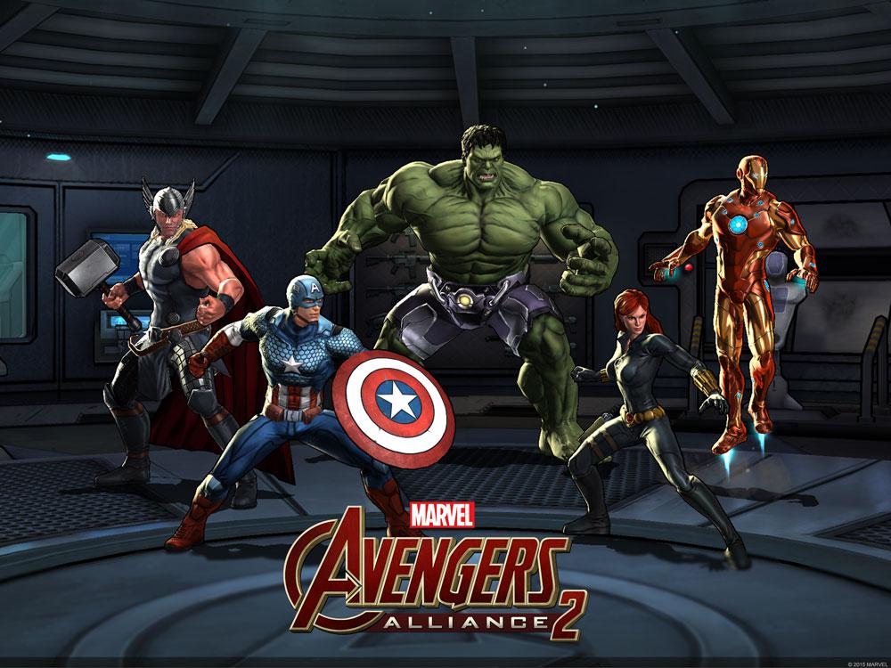 Marvel y Disney anuncian Marvel: Avengers Alliance 2