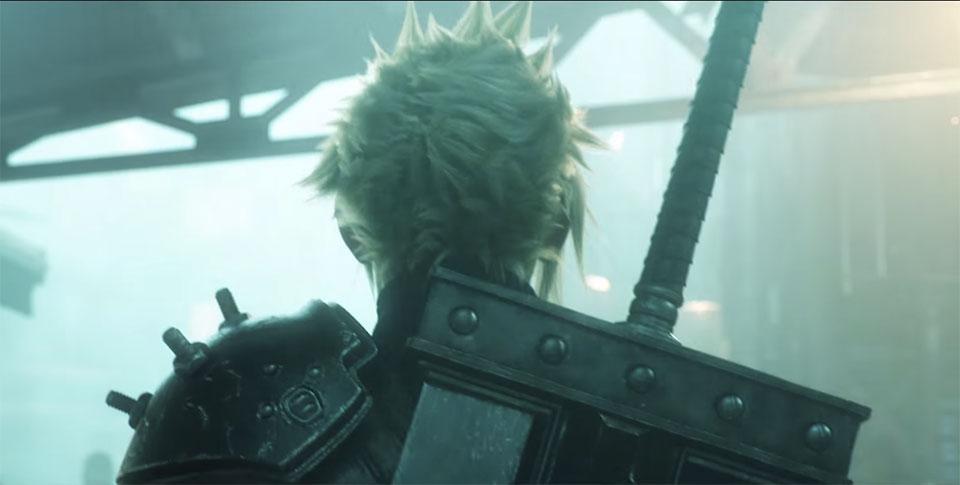 ¡Tráiler de gameplay de Final Fantasy VII Remake disponible!