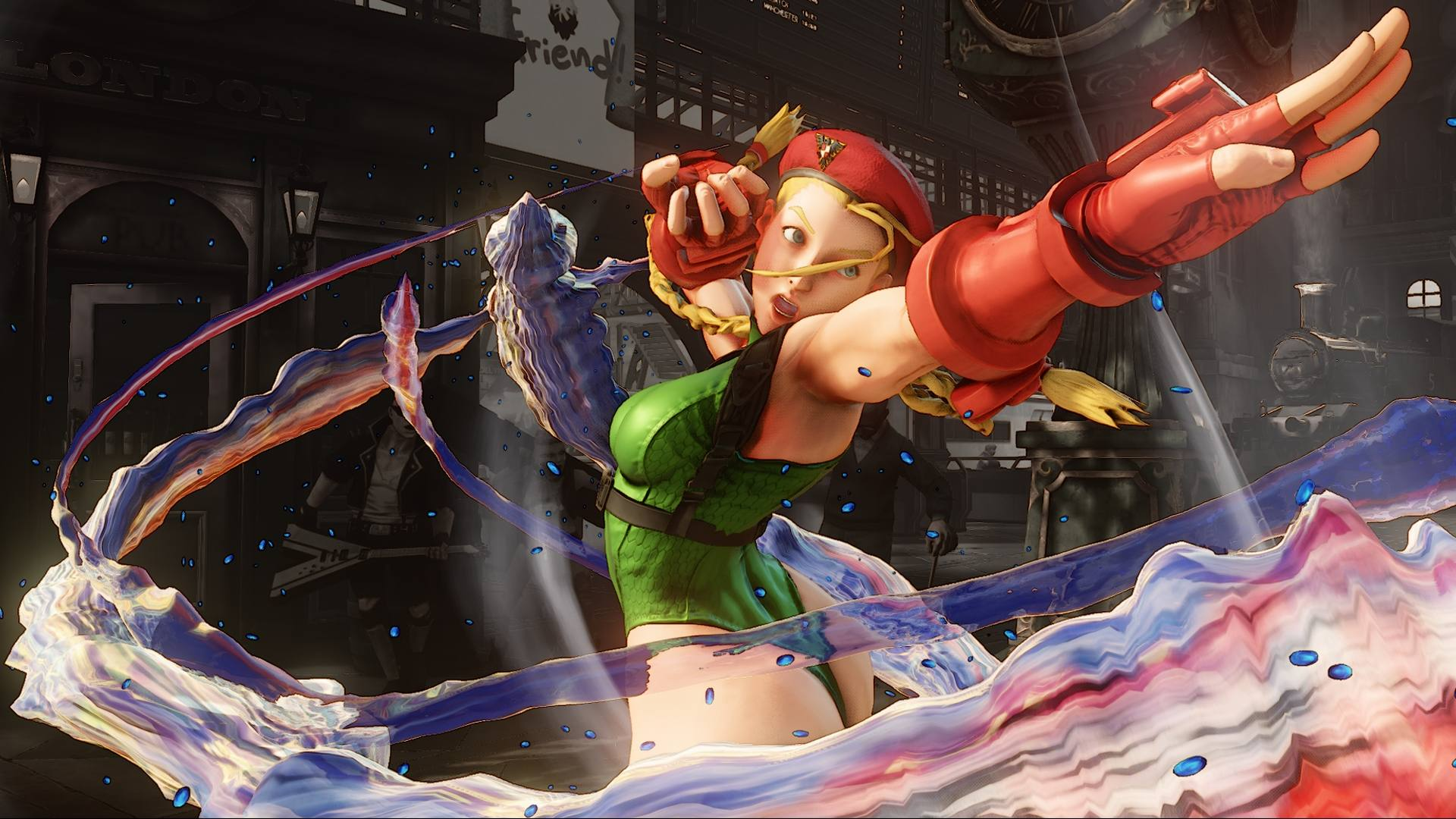 "Capcom: ""Censura en Street Fighter V no se debe a presión externa"""
