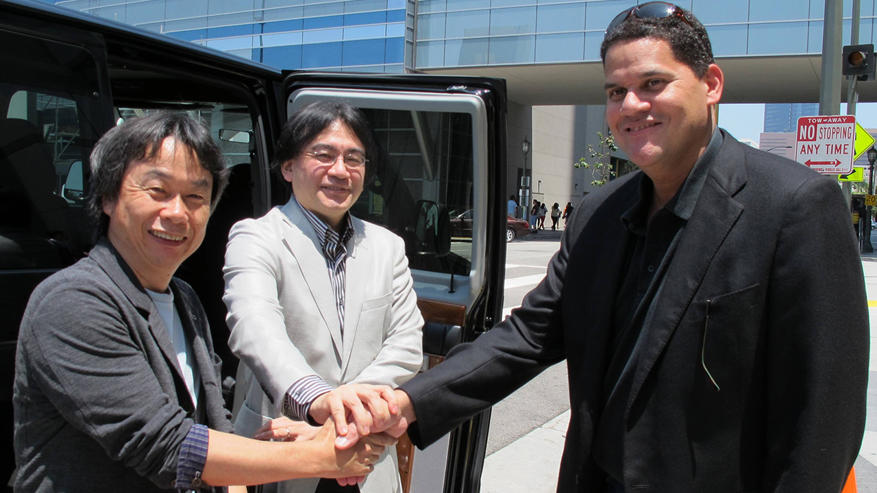 Game Awards '15: Homenaje a Satoru Iwata por parte de Reggie Fils-Aime