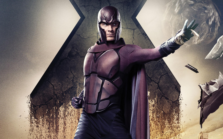 Magneto será más fuerte que nunca en X-Men: Apocalypse