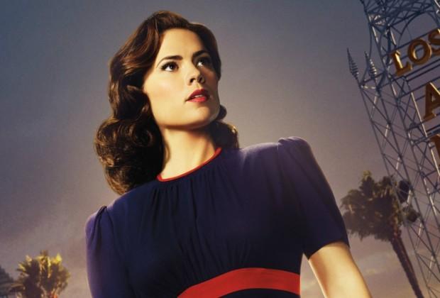 Peggy va camino a Los Angeles en esta promo de Agent Carter