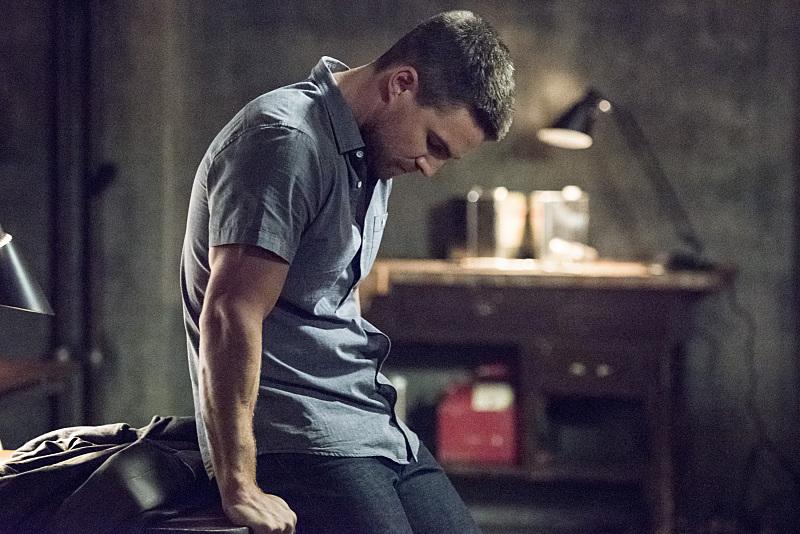 Todo podría terminar para Oliver en la promo del próximo episodio de Arrow