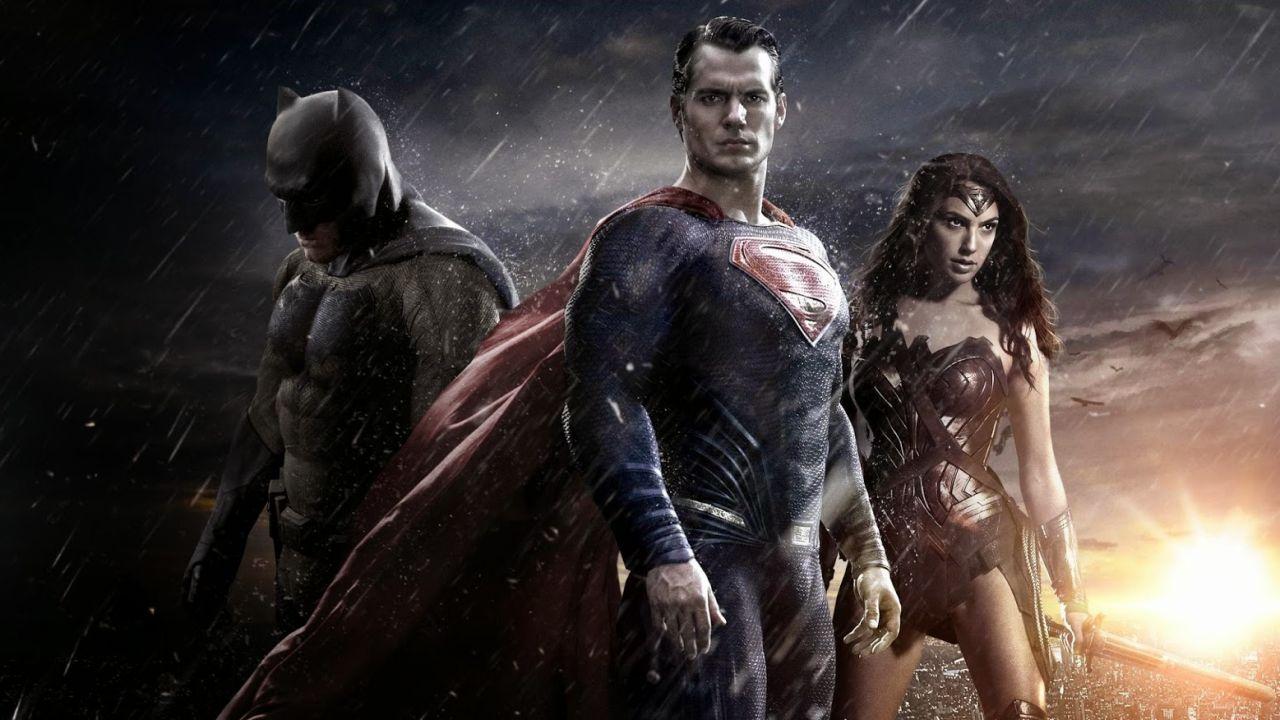 El Universo Extendido de DC será PG-13