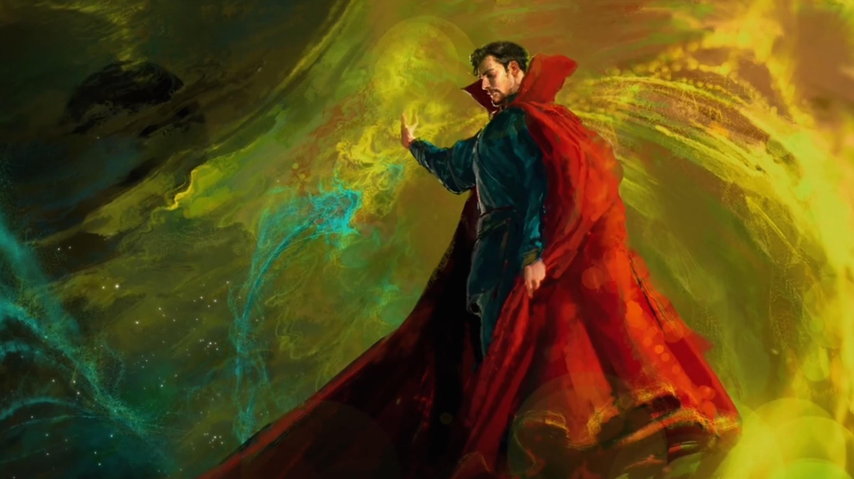 Kevin Feige habla sobre el cásting de Benedict Cumberbatch como Doctor Strange
