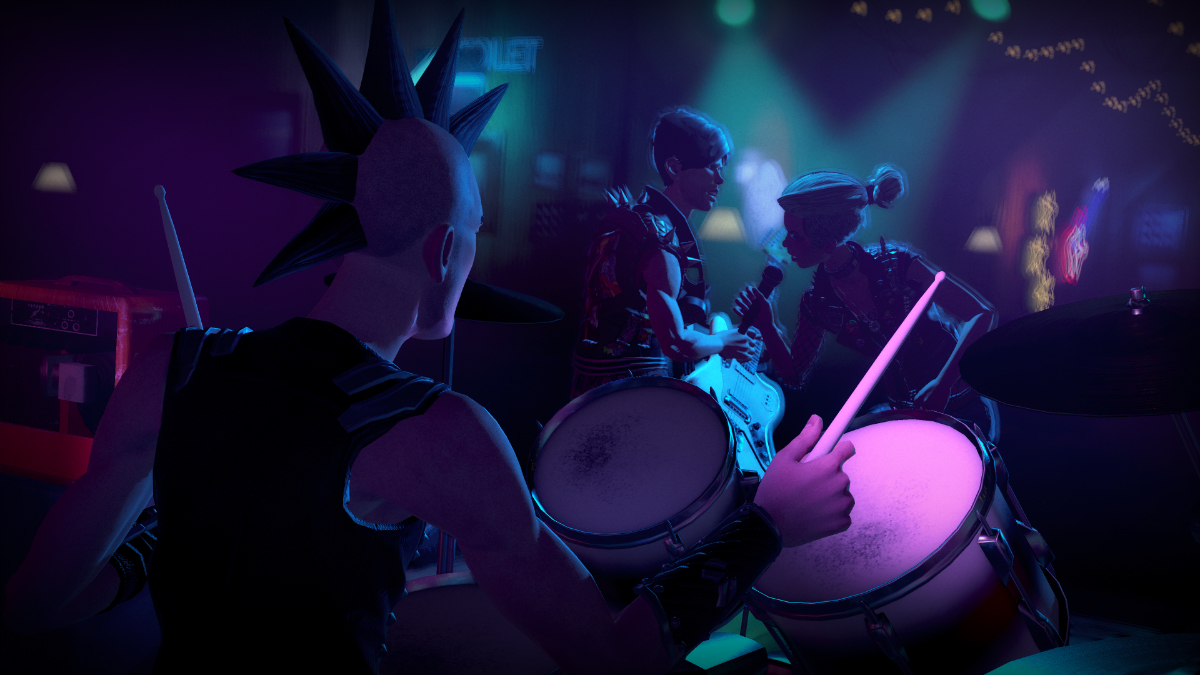 Game Awards '15: ¡Rock Band VR para 2016!