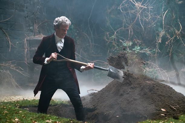 "RECAP: Doctor Who S09E11 ""Heaven Sent"""