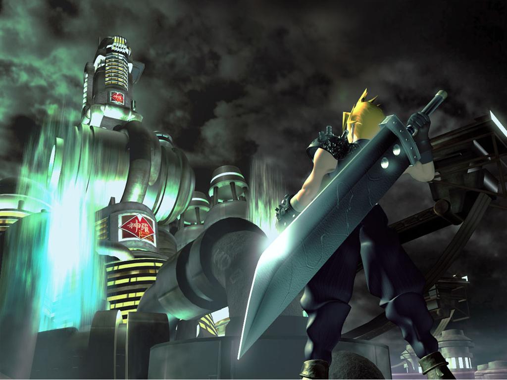 ¡Final Fantasy VII port ya llegó al PS4!