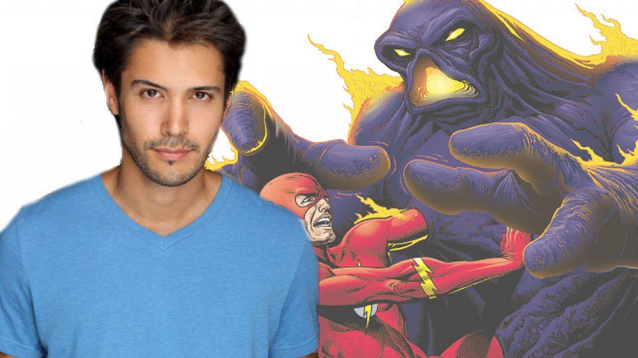 Marco Grazzini será estrella invitada en The Flash