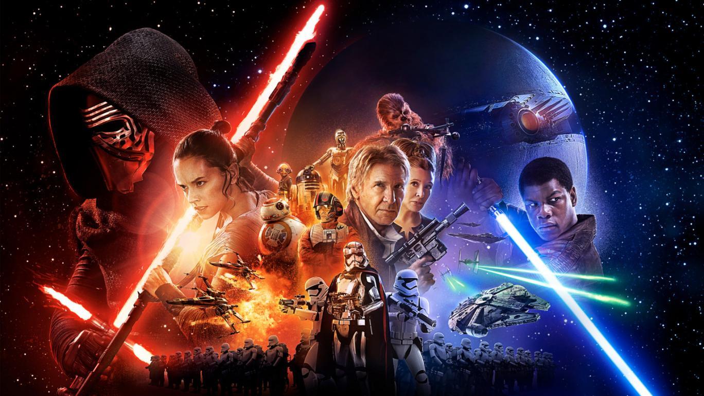 REVIEW: Star Wars: El Despertar de la Fuerza  [SIN SPOILERS]