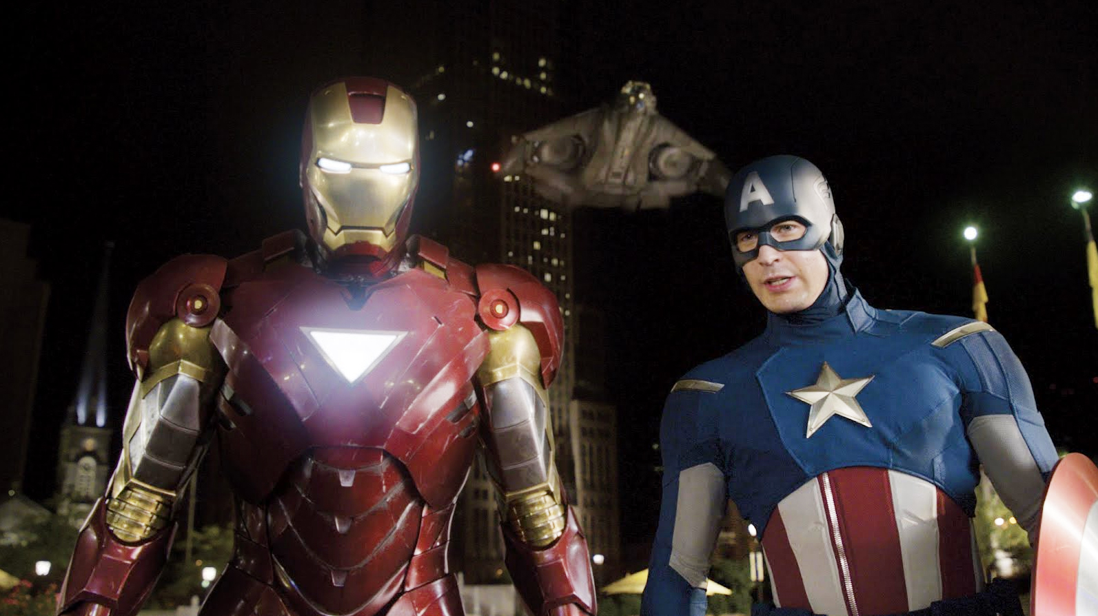 A Chris Evans le gustaría aparecer en Iron Man 4