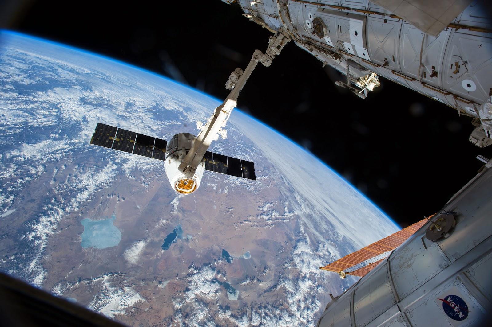 La NASA celebra los 15 años de la ISS con un musical