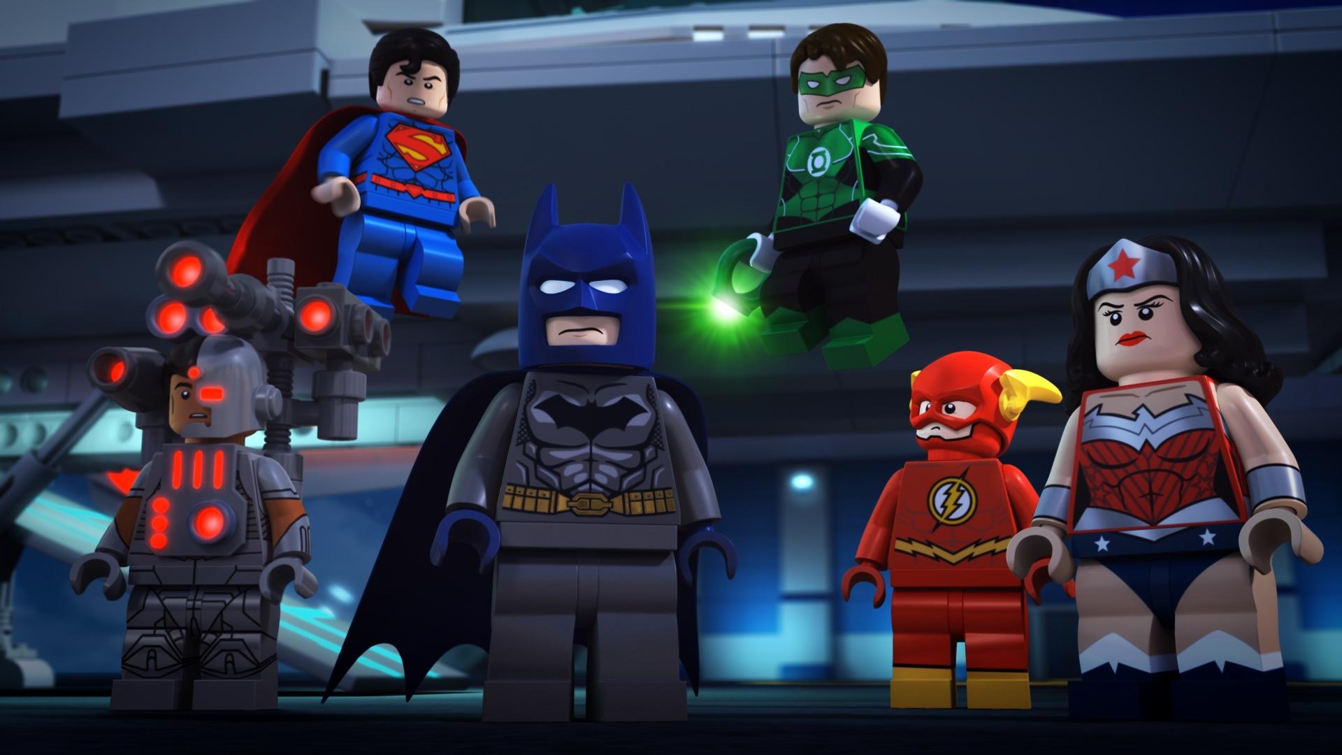 Nuevo tráiler de Liga de la Justicia LEGO