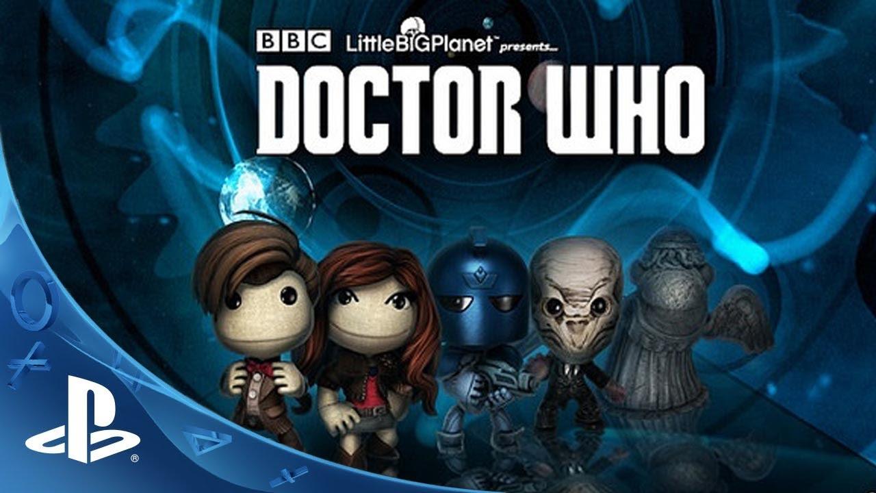 Doctor Who llega al mundo de LittleBigPlanet