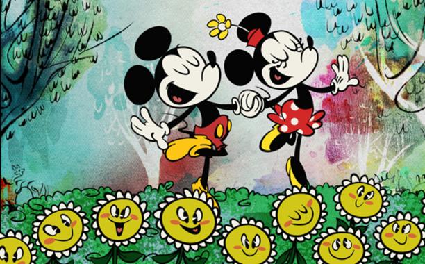 Encuentra tu final feliz en MouseMingle, la página de citas para fans de Disney