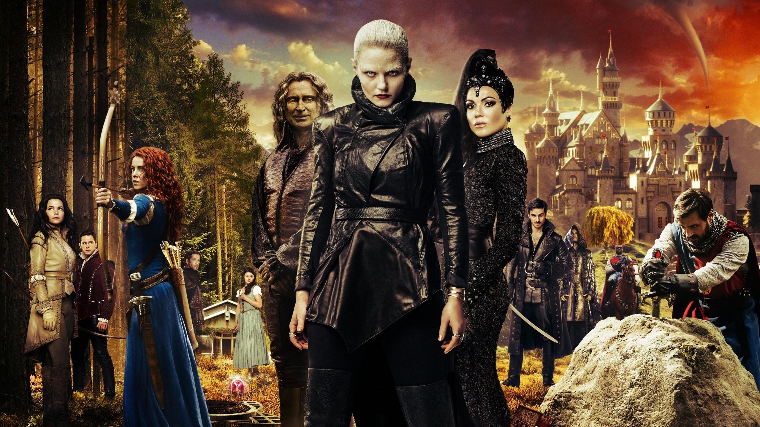 El padre de Regina y la esposa de Rumple vuelven a Once Upon A Time