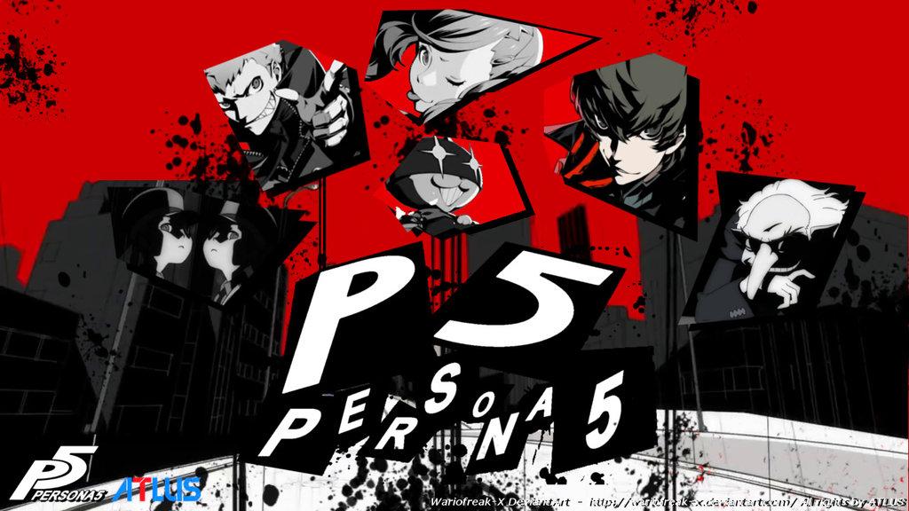 Persona 5 será diferente, revela director Katsura Hashino