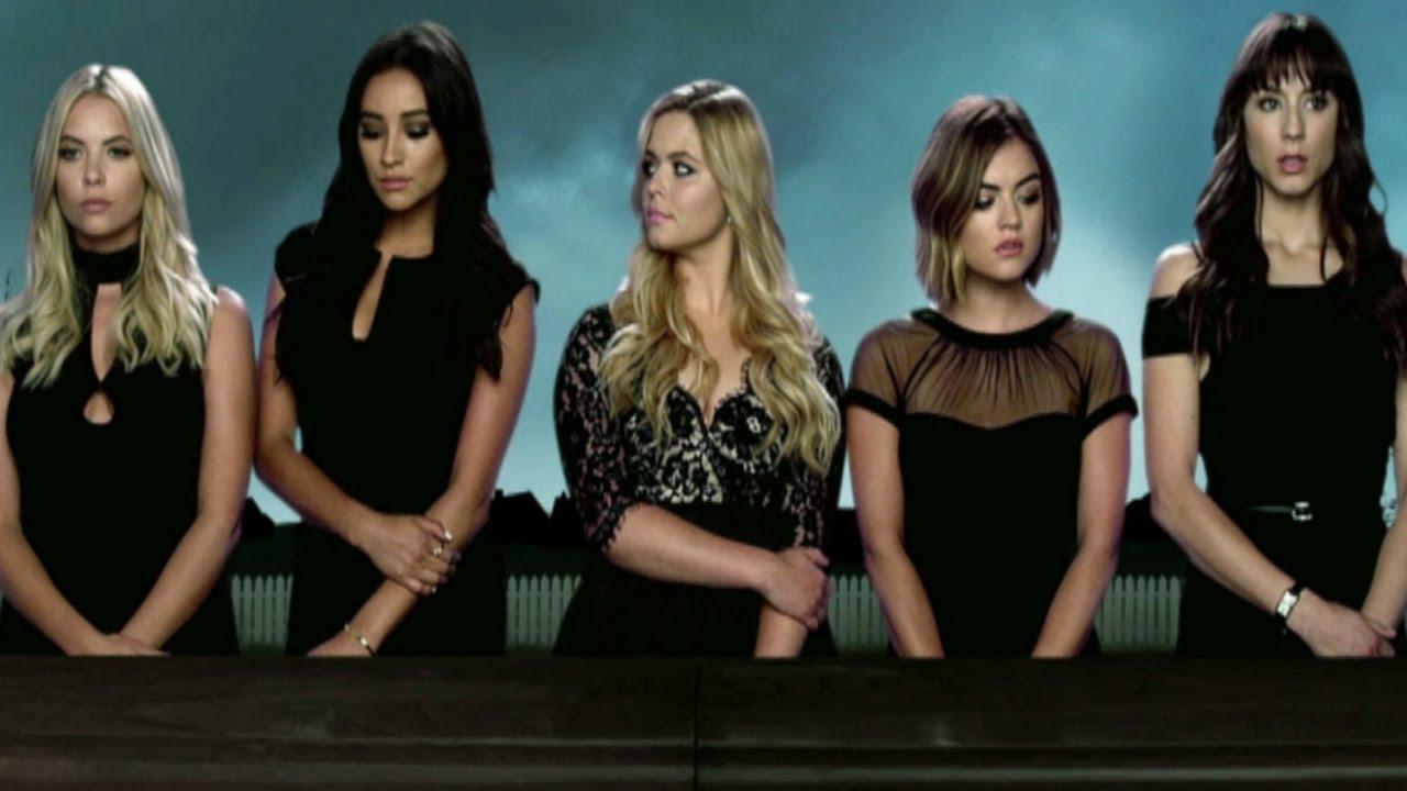 Hanna tiene un nuevo amor en Pretty Little Liars