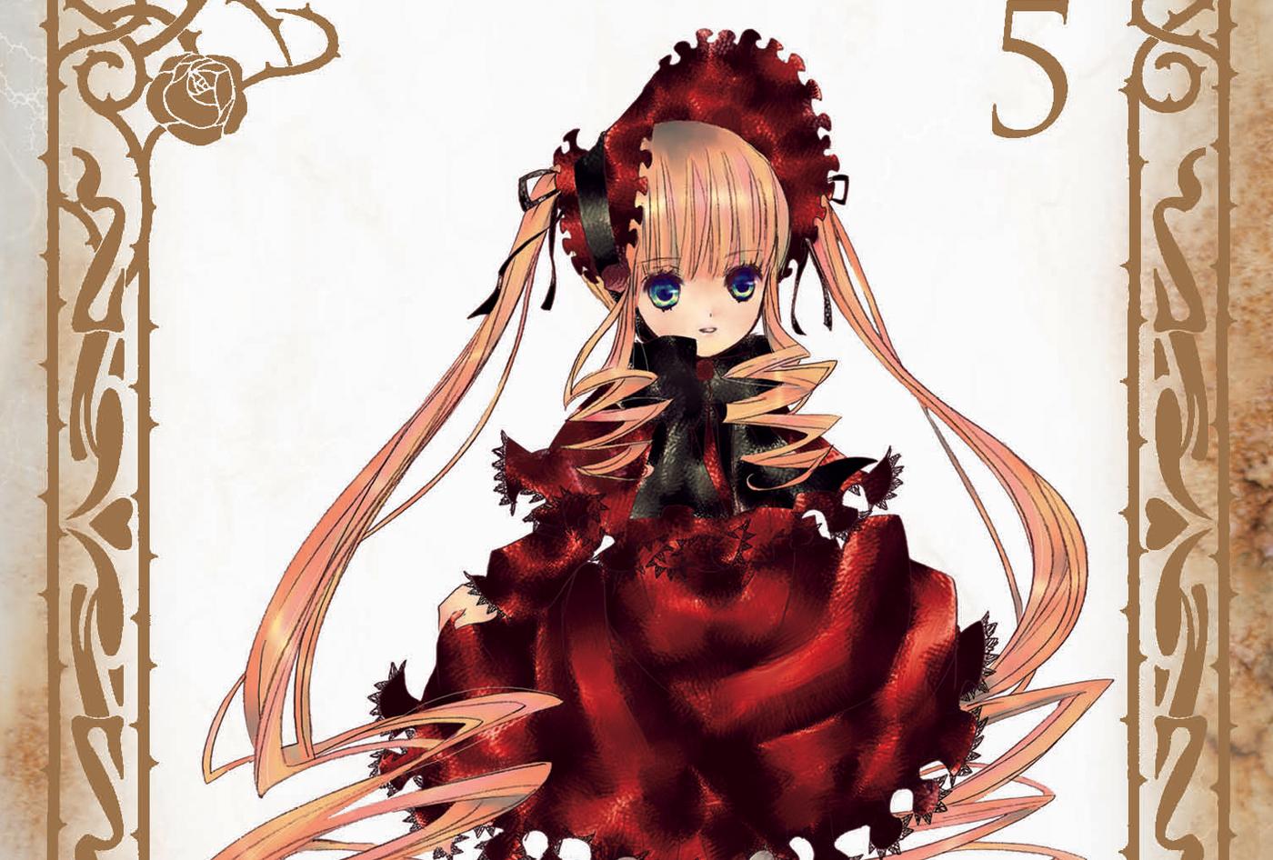 Nuevo manga de Rozen Maiden para el 2016