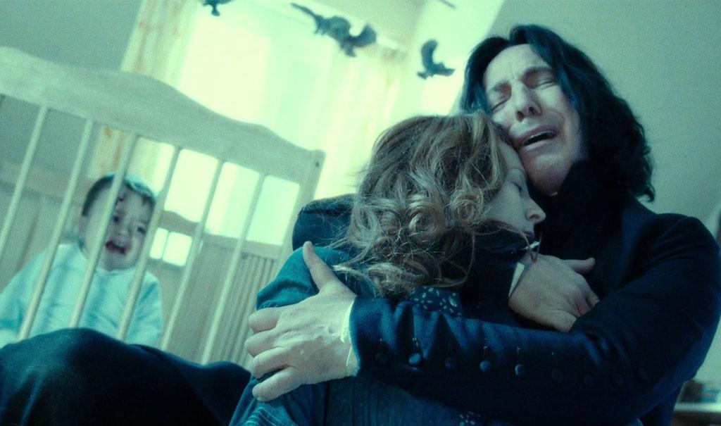 J.K Rowling explica por qué Harry llamó a su hijo con el nombre de Snape
