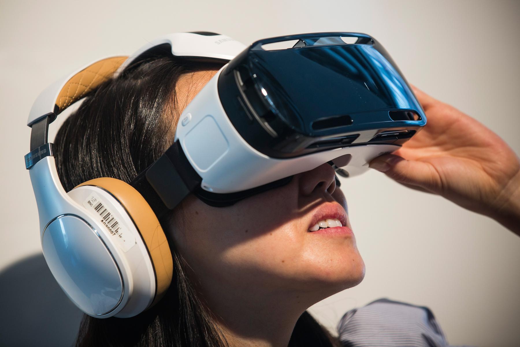 Samsung Gear VR cuenta ahora con un navegador web propio