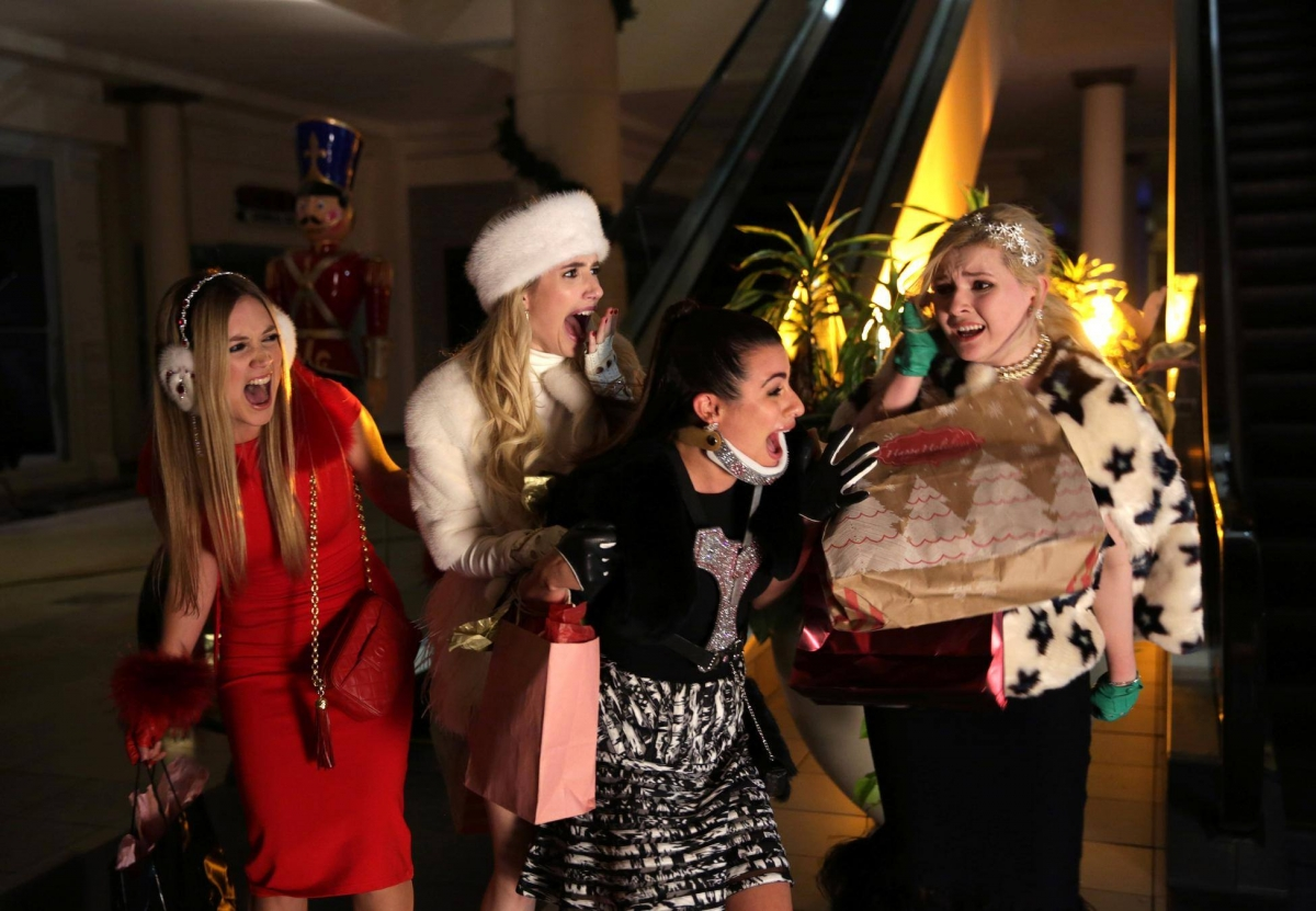 "RECAP: Scream Queens S01E11 ""Black Friday"""
