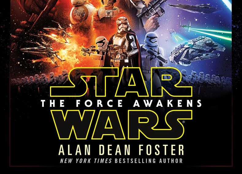 10 cosas que aprendimos de la novelización de The Force Awakens
