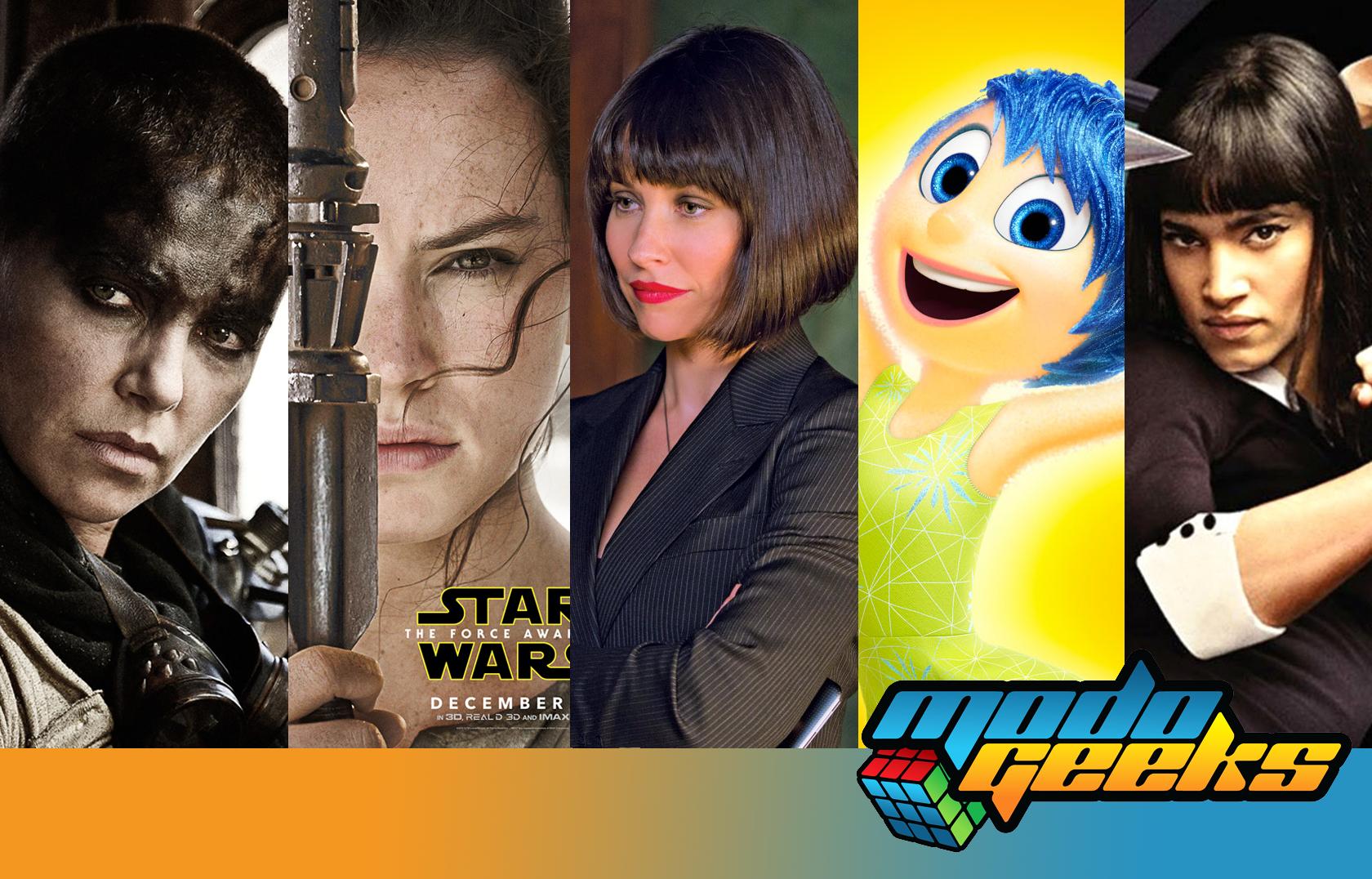 TOP 5 ModoGeeks: Películas del 2015