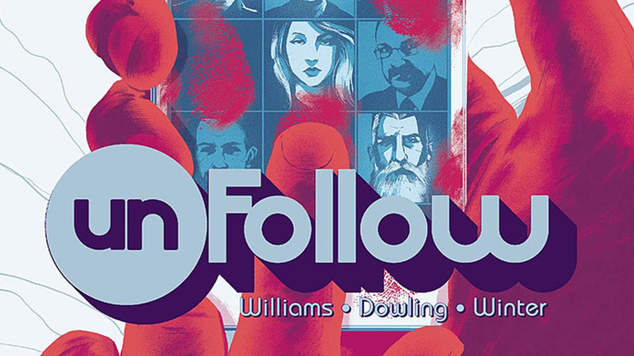 Comic de DC/Vertigo Unfollow será adaptado a la televisión