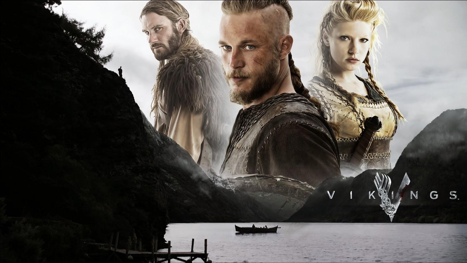 Vikings nos presenta su cuarta temporada en el primer tráiler