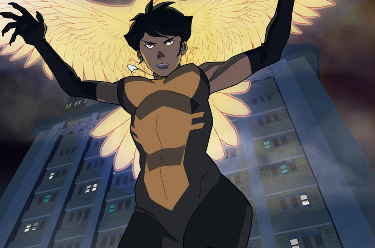 Una Vixen de carne y hueso aparecerá en la cuarta temporada de Arrow