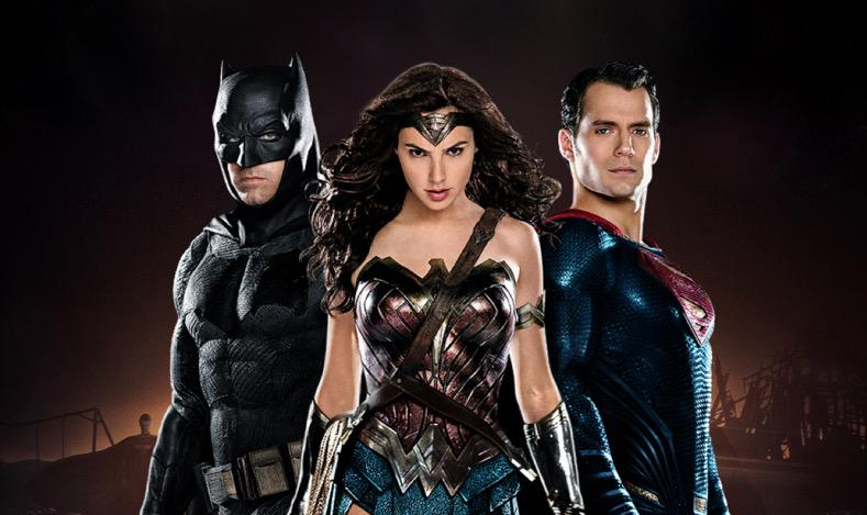 Lo más reciente de Batman, Superman y Wonder Woman en BvS