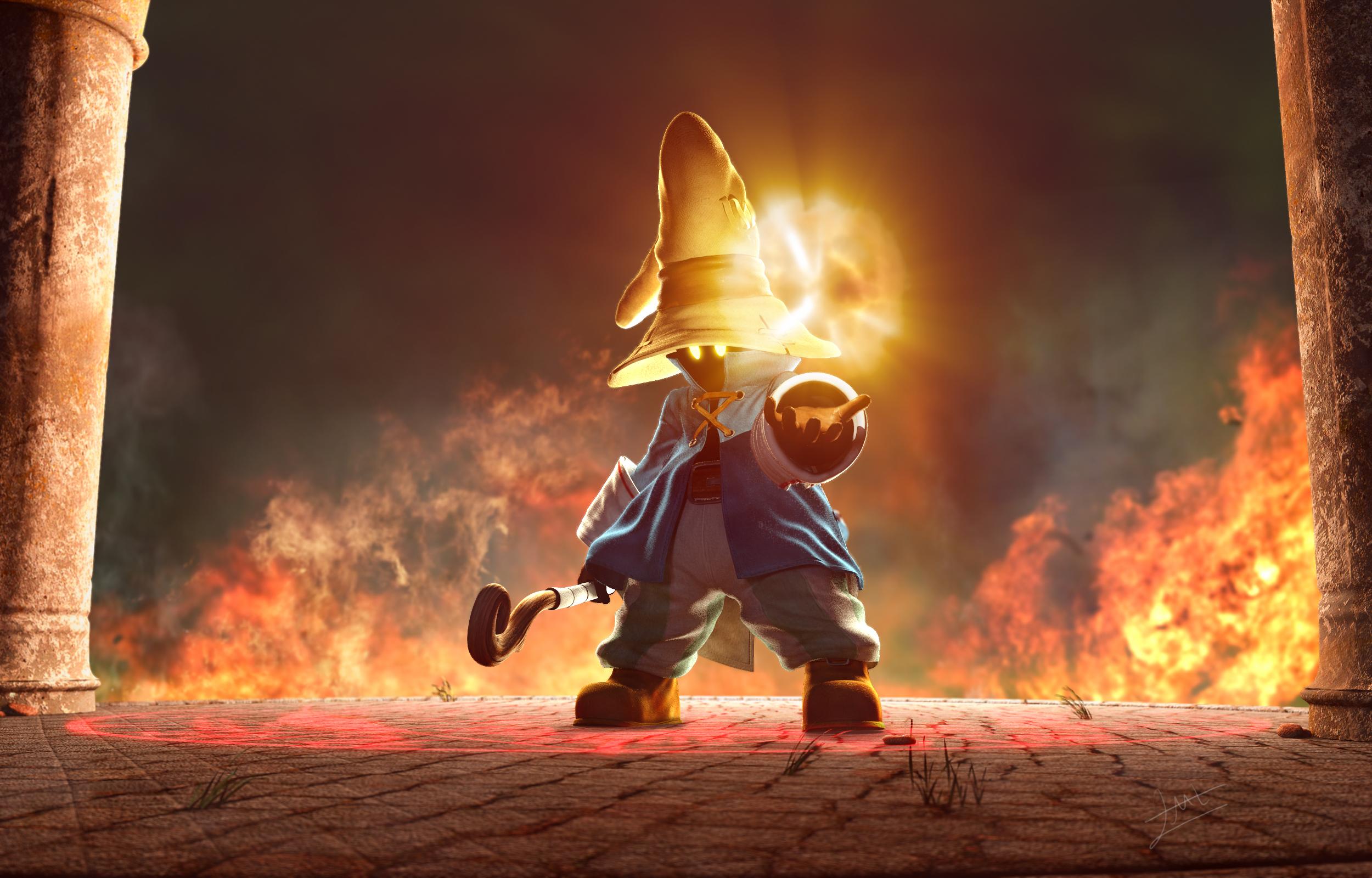 Requisitos para la versión de PC de Final Fantasy IX