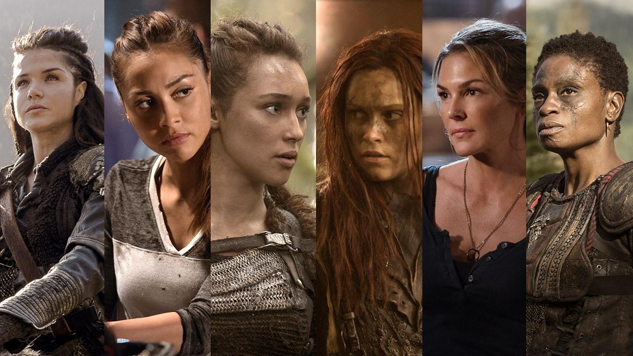 Las mujeres poderosas de The 100 y más sobre su tercera temporada
